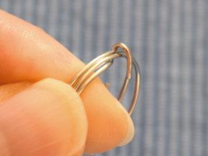DIY fidget ring- muumade.com