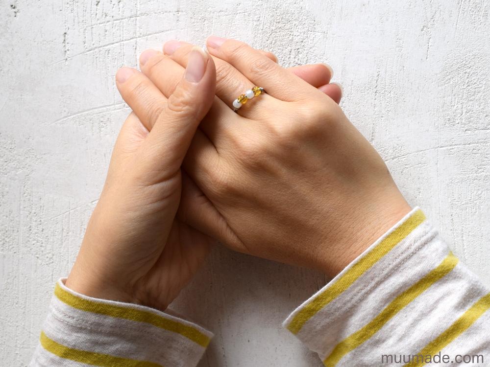 DIY Fidget ring - muumade.com